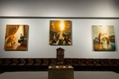 Nowy Ołtarz Trójcy Świętej